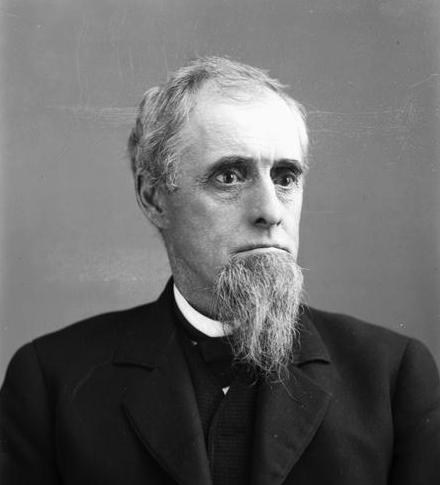Man with Small Beard